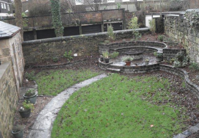 Acre Landscapes Glasgow Garden Design